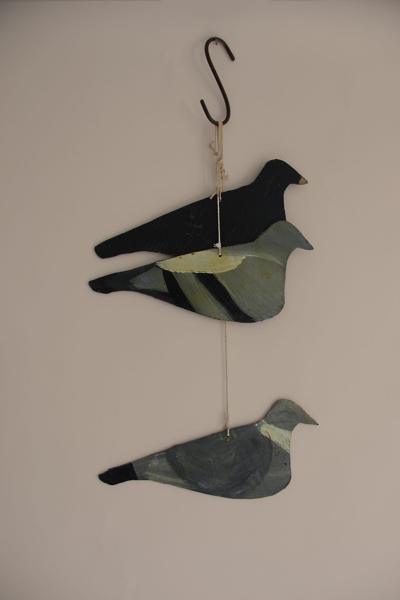1920s DECORATIVE BIRDS
