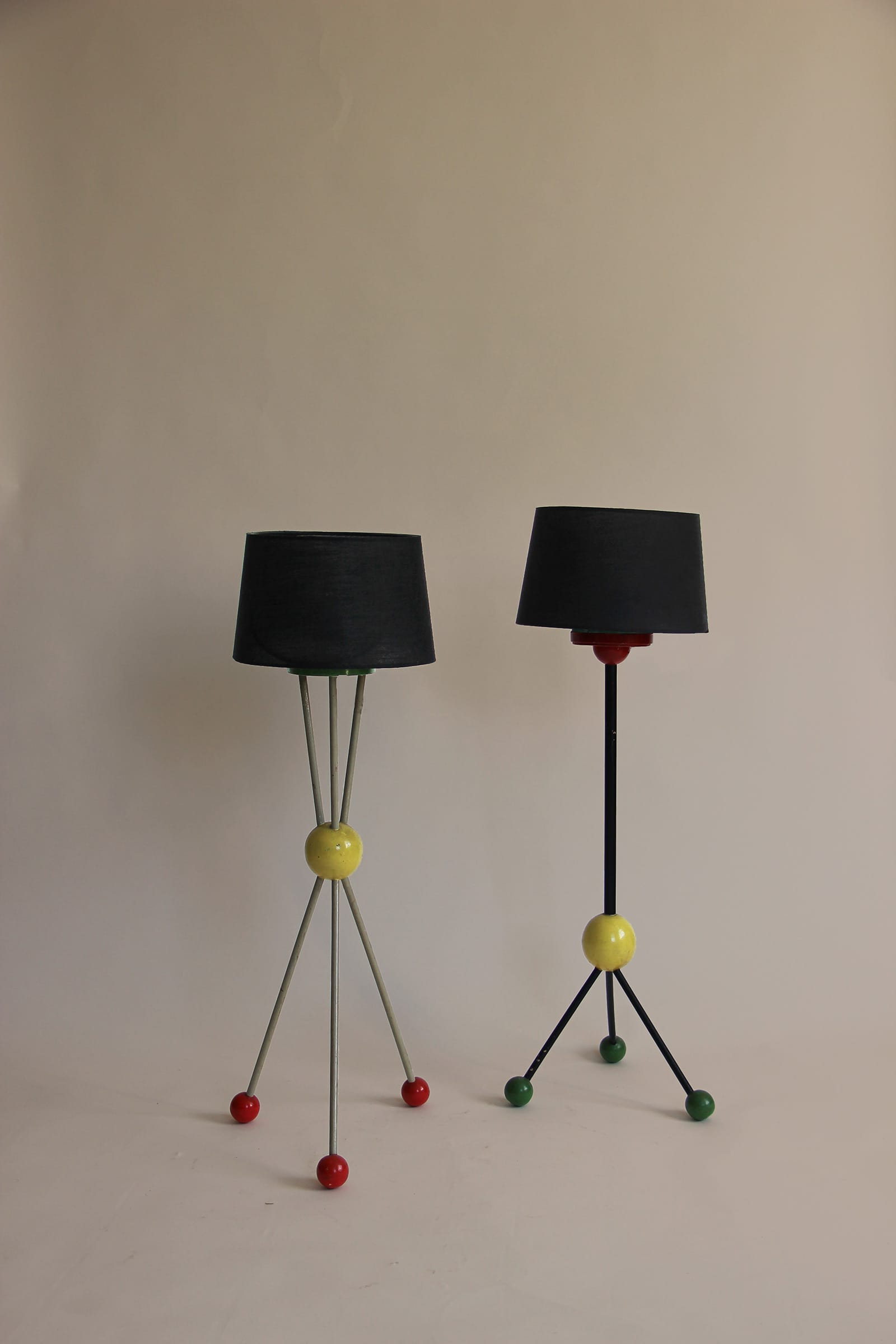 1950s LAMPS
